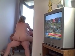my wife shagging me real good.