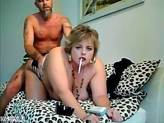 Video from: empflix | BBW Smoking Gets Fucked From Behind