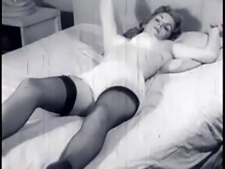 Vintage on the bed