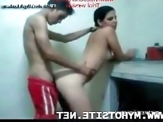 Indian  Girl  Fucking  Her  Bro