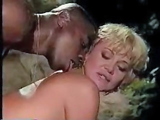 Interracial Vintage Blonde Bathroom Blonde Interracial Interracial Blonde