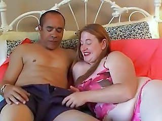 BBW Interracial MILF