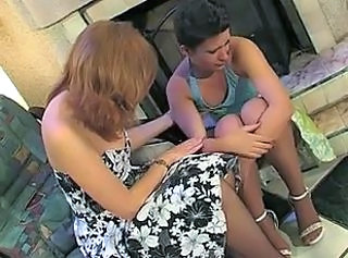 Mature Bridget and Girls _: lesbians matures russian