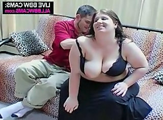 BBW Girlfriend MILF