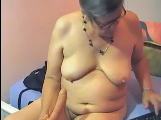 Toy Dildo Saggytits Chubby Ass Toy Ass Webcam Chubby