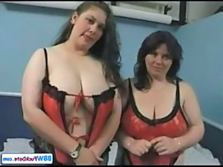 British BBW Big Tits