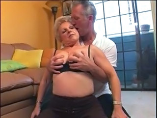 Older Wife Older Man