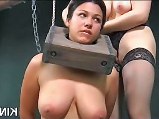 Bondage Chubby Stockings