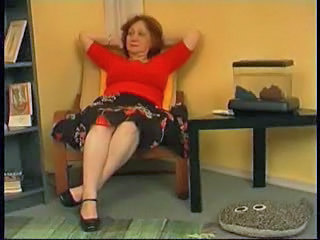 Horny Granny Taking Advantage Of Her Pretty Granddau...