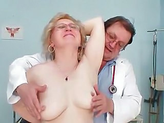 Doctor Older Glasses Gym Milf Ass