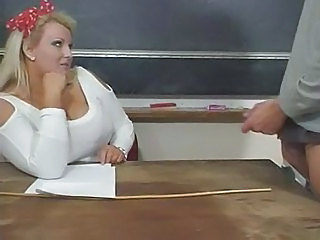 Teacher School BBW
