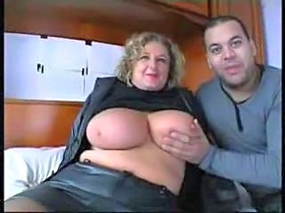 French Big Tits Mature