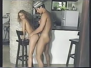 Escaped prisoner gets the sex he has longed for