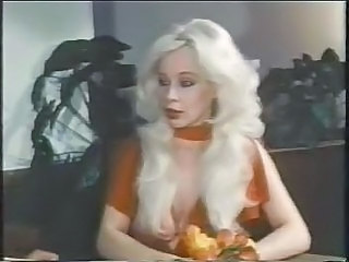 Blonde MILF Vintage Lactation
