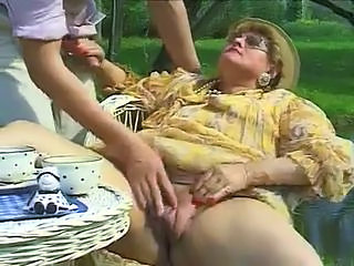 Pussy Handjob Old And Young Granny Pussy Granny Sex Granny Young