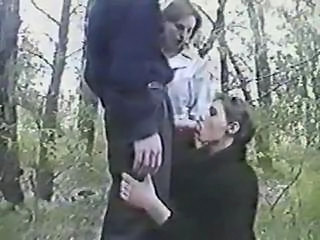 Video from: dr-tuber | Retro Movie Of Two Sluts In The Woods Sucking And Fucking Cock Sex Tubes