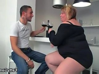 MILF Old And Young BBW