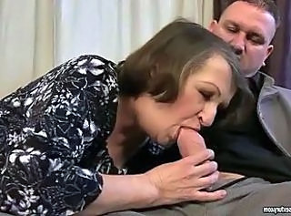 Blowjob Clothed Old And Young Granny Sex Granny Young Old And Young