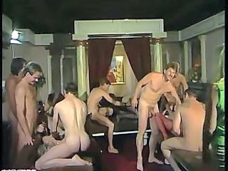 Everyone cums at this party part 2