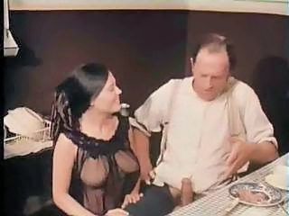 Vintage Colette Choisez retro french porn star