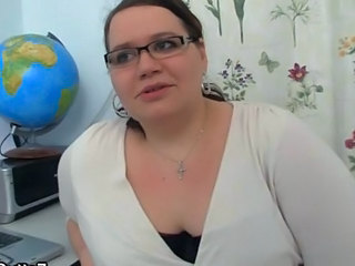 BBW Glasses MILF