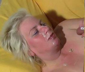 Cumshot Facial Mature Blonde Facial Blonde Mature Cumshot Mature