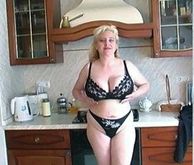 Lingerie Mature Natural