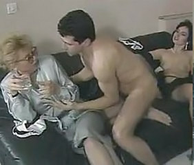 Threesome Glasses MILF Milf Ass Milf Threesome Threesome Milf