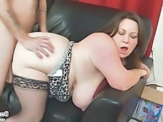 BBW Big Tits Doggystyle