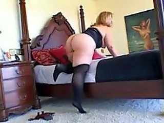 Ass Stockings Mature