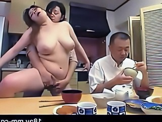 Cuckold Kitchen MILF Asian Big Tits Big Tits Big Tits Asian