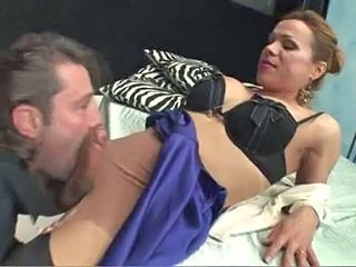 Video from: pornhub | Mireya Shemale Domination
