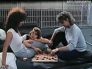 Prison Vintage MILF Fight Son