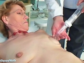 Fetish Doctor Nipples Gyno