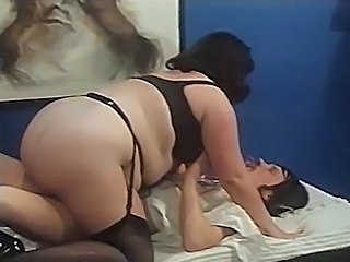BBW Vintage MILF Bbw Milf Danish Milf Stockings