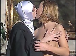 Nun Glasses Kissing Glasses Mature Kissing Lesbian Lesbian Mature