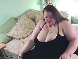 Ssbbw Showing Her Sexy Round Body mature mature porn granny old cumshots cumshot by Irrasta706