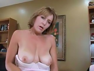 Mature Housewife Kitchen & Office Solo