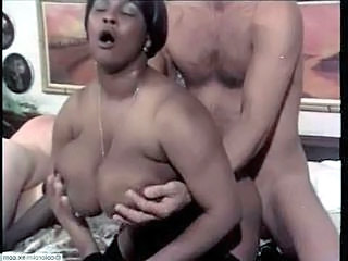Ebony Big Tits Interracial