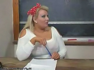 Teacher Mature BBW