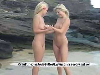 Teen Amazing Beach Beach Sex Beach Teen Beautiful Blonde
