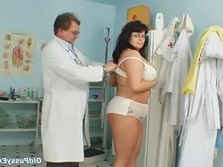 Older Doctor Chubby Chubby Ass Chubby Mature Doctor Mature