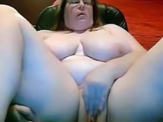 Big Tits Masturbating Saggytits