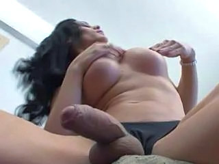 Transsexual Barebacking Creampie 3 part 2 Sex Tubes