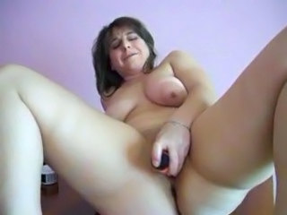 Dildo Masturbating Webcam