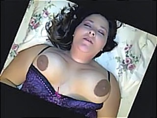 Sleeping Chubby MILF