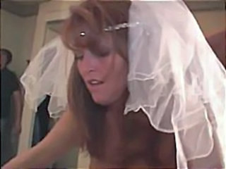 Vintage Bride MILF Wedding