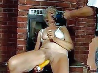 Hairy Toy Masturbating Granny Hairy Hairy Granny Hairy Masturbating