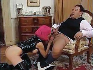 Blowjob Latex Antigo