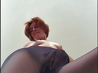 Masturbating Pantyhose Fetish Pantyhose